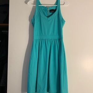 Robbins egg blue dress dress up or down
